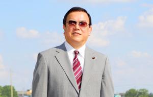 1.川越市議会議員としての院長