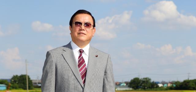 川越市議会議員として15年