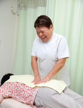 当院のマッサージ